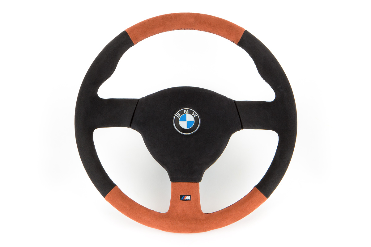 BMW E30 Lederlenkrad