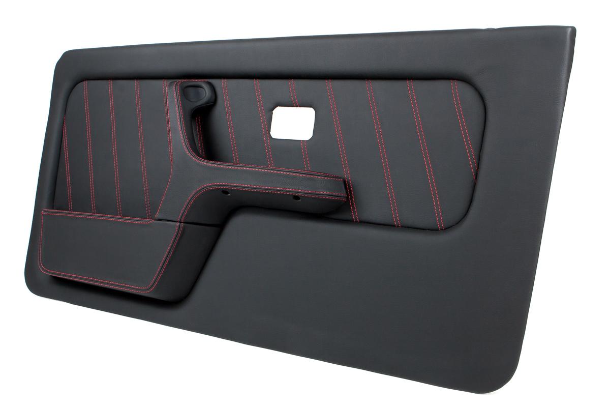 BMW E30 Türverkleidung Leder